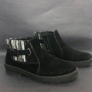 Earth Orgins well tek system ankle boots